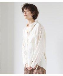Avan Lily/オーバーリラックスシャツ/503172274