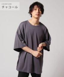 THE CASUAL/(ネバー) NEVER TRスムースビッグTシャツ/503173739