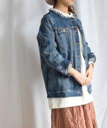 ARGO TOKYO/【PRE ORDER 5月上旬お届け予定/オリジナルカラー】ノーカラービッグGジャン 21024/503174399