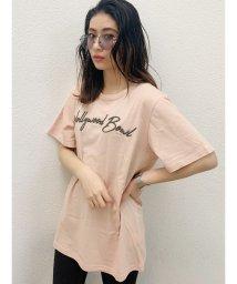 GYDA/HollywoodBowl embroideryTシャツ/503046598