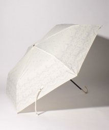 Afternoon Tea LIVING/スカラップレース柄晴雨兼用折りたたみ傘 雨傘/503140559