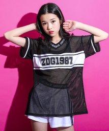 ZIDDY/【水着】 メッシュ Tシャツ スイムウェア 4点セット(140cm~160cm)/503147332