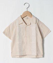 petit main/コットンキューバシャツ/503155364