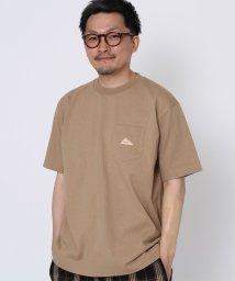 coen/【女性にもオススメ】KELTY(ケルティ)別注ポケットTシャツ(一部WEB限定カラー)/503174444
