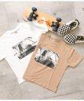 ANAP KIDS/フォトプリントビッグTシャツ/503174571