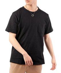 TopIsm/ポケット付きヘビーウェイトくすみカラーTシャツ/503175094