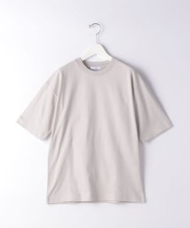 green label relaxing/CM クリア 鹿の子 クルーネック 半袖 Tシャツ カットソー/503148150