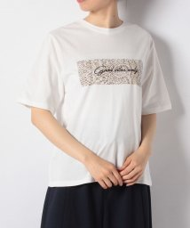 en recre/【BEATRICE】ボックスロゴTシャツ/503152944