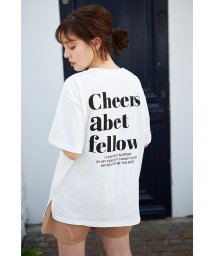 INGNI/BACK BIGロゴTシャツ                           /503168459