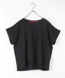 framesRayCassin/ポケット付スラブTシャツ/503177924