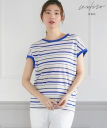 JIYU-KU /【Unfilo】ドライジャージー コクーンカットソー/503177969
