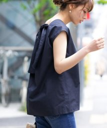 URBAN RESEARCH Sonny Label/【WEB限定】バックリボンブラウス/503178087