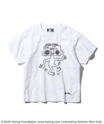 THE SHOP TK(KID)/【100-150cm】Keith Haring/キースヘリング プリント半袖Tシャツ/503178469