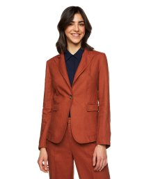 BENETTON (women)/【セットアップ対応商品】リネンテーラードジャケット/503019865
