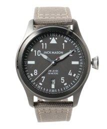 BEAMS MEN/JACK MASON / AVIATION Urban Outdoor Collection AVIATION JM-A102-302 3針 ウォッチ/503131929