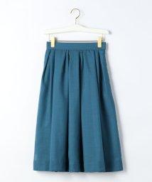 green label relaxing/CS monabler スパンボイル スカート/503152451