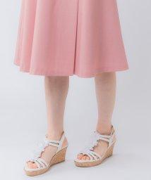 Rewde/花ビーズモチーフサンダル(0R18-SA03)/503157697