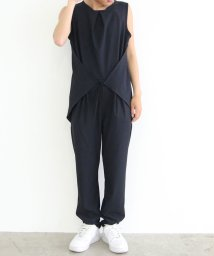 NERGY/【吸汗速乾】【UV】ノースリーブジャンプスーツ/503158534