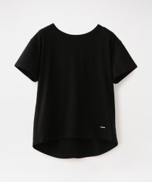 LOVELESS WOMEN/バックツイスト Tシャツ/503160266