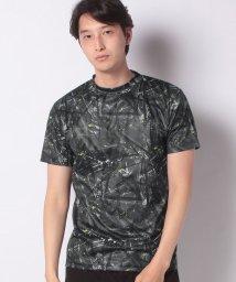 STYLEBLOCK/ドライ総柄Tシャツ/503162195
