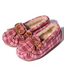 MINNETONKA KIDS/CASSIE Pink Plaid【37115006】/503170742