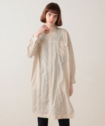 FRAPBOIS/レギュラーカラーロングシャツ/503170801