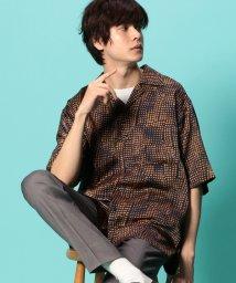 UNION STATION/総柄オープンカラーシャツ[JAPAN FABRIC]/503178860