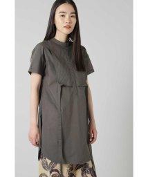 ROSE BUD/ハーフスリーブドレスシャツ/503179188