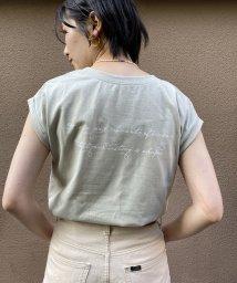 ViS/【WEB限定】ロゴプリントTシャツ/503179344