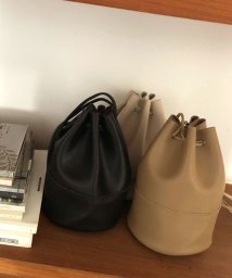 marjour/MICRO BUCKET BAG/503179503