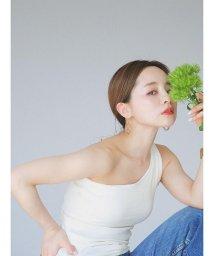 KOBE LETTUCE/【田中亜希子さんコラボ】カップ付きインナー [C4411]/503179940