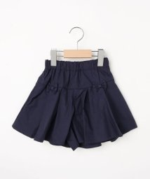3can4on(Kids)/【90-150cm】リボンタックキュロットパンツ/503181149