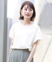 HAPPY EXP/袖切替カットソー/503181188