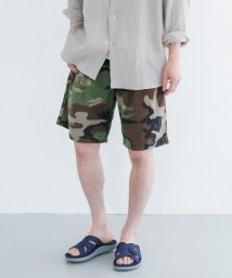 URBAN RESEARCH/HABANOS CAMOUFLAGE SHORT PANTS/503181194