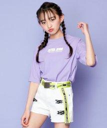 SISTER JENNI/バック重ねロゴプリント半袖Tシャツ/503181288