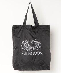 MAISON mou/【FRUIT OF THE LOOM/フルーツオブザルーム】PACABLE TOTE BAG/パッカブルトートバッグ/503051052