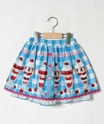 ShirleyTemple/パフェプリントパンツ付きスカート(100~130cm)/503149981