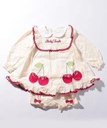 ShirleyTemple/チェリーベビースーツ(80~90cm)/503168017