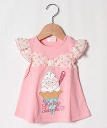 ShirleyTemple/ソフトクリームTシャツ(80~90cm)/503168022