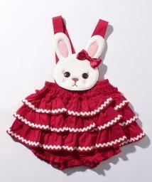 ShirleyTemple/うさぎフリルスカート付きロンパース(70~90cm)/503168068