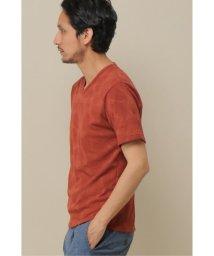 grandphase/GP ボタニカルリンクスVネックTシャツ/503168984