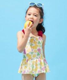 anyFAM(KIDS)/【90-130cm】フルーツプリント ワンピース水着/503183382