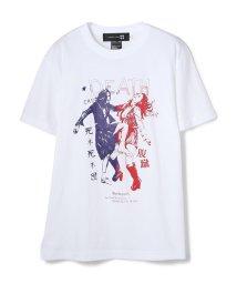 LHP/SAMURAICORE/サムライコア/死ネ死ネ腹蹴り TEE/503183564