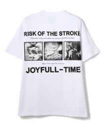 LHP/A4A/エーフォーエー/JOYFULLグラフィックプリントTシャツ/503183584
