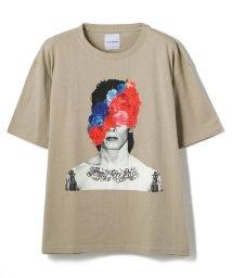 LHP/La vie estbelle/ラ・ヴィエベル/フラワーフォトTシャツ/FlowerPhoto T-Shirts/Lavieestbelle/ラヴィエベル/503183587