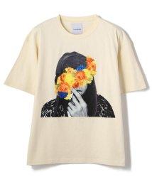 LHP/La vie estbelle/ラ・ヴィエベル/フラワーフォトTシャツ/FlowerPhoto T-Shirts/Lavieestbelle/ラヴィエベル/503183588