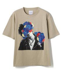 LHP/La vie estbelle/ラ・ヴィエベル/フラワーフォトTシャツ/FlowerPhoto T-Shirts/Lavieestbelle/ラヴィエベル/503183590