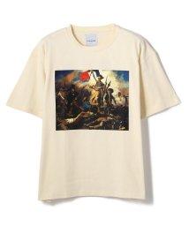 LHP/La vie estbelle/ラ・ヴィエベル/アートプリントTシャツ/Art Print T-Shirts/Lavieestbelle/ラヴィエベル/503183595