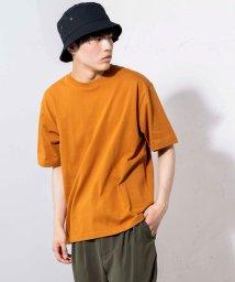 WEGO/WEGO/ドライタッチカラー半袖Tシャツ/503093786
