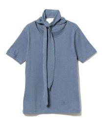 Ray BEAMS/Ray BEAMS / ボウタイ付 Tシャツ/503125705